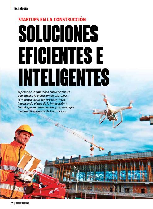 Startups en la construcción Chilena